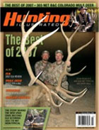 Hunting Illustrated - February/March 2008